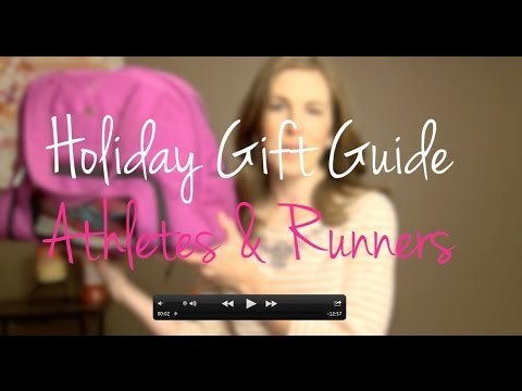 Gift Guide :: For Runners