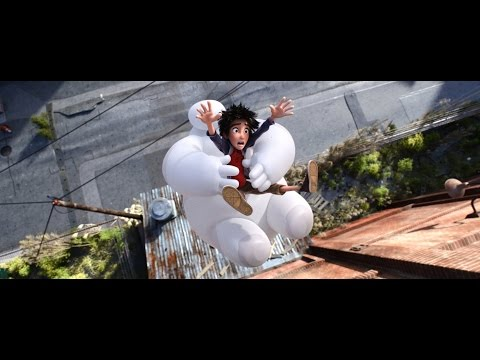 Big Hero 6 is listed (or ranked) 34 on the list The Best CGI Animated Films Ever Made