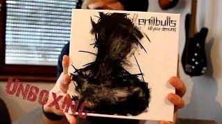 Emil Bulls - Kill Your Demons - Limited Boxset | Unboxing