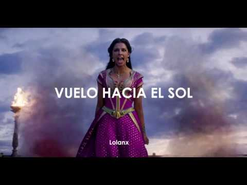 Callar - Annie Rojas - Aladdin 2019 Sub Latino