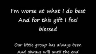 Nirvana - Smells Like Teen Spirit with Lyrics (on screen)