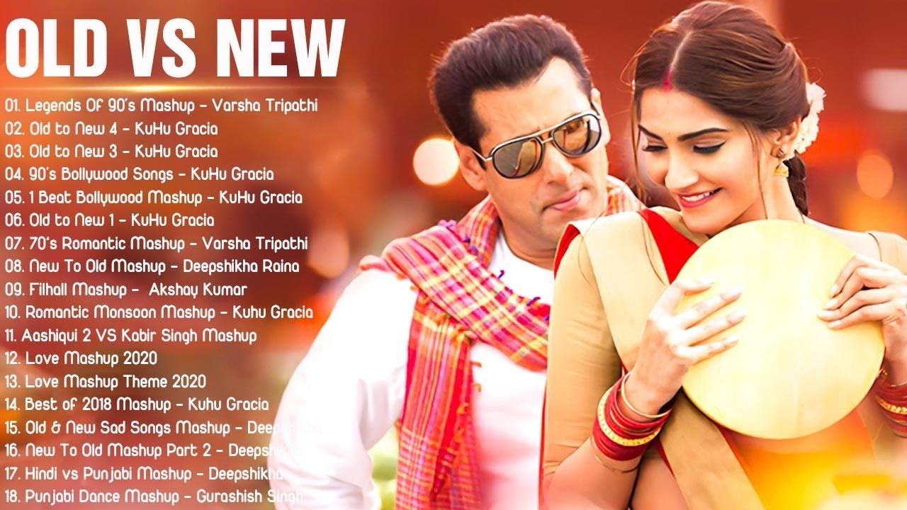 New Hindi Songs 2021 | Old VS New Bollywood Mashup Songs | Romantic HINDI Mashup Songs 2021