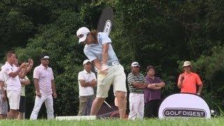 ゴルフダイジェスト「ドラコン日本選手権」世界ドラコン代表決定戦 2013...