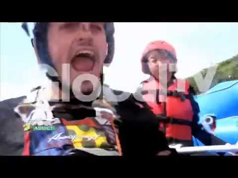 Menjajal bermain Kayak / Kano di Sungai Serayu, Banjarnegara I TRAVEL ADDICT, GlobalTV
