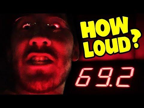 how LOUD am i?