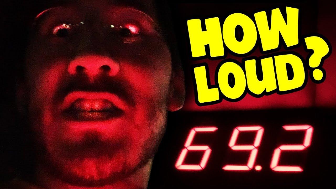 Download how LOUD am i?