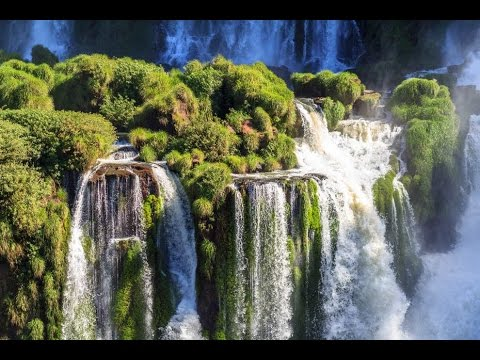 WORLD'S PARADISES in 4K: Nature Relaxation™ Journey (Part II) w Music | by David Huting