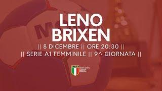 Serie A1F [9^]: Leno - Brixen 21-26