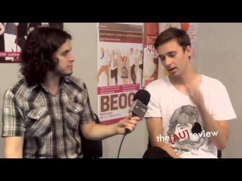 Watch one of Flume's first ever interviews (BIGSOUND 2012)