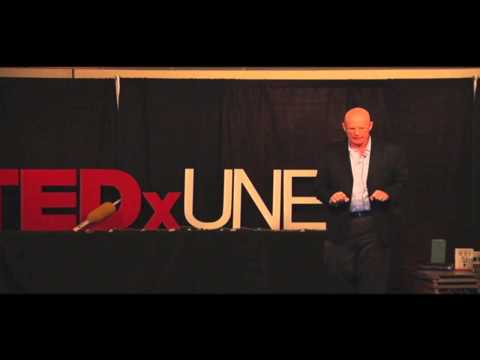 Inspiration for evil: David Livingstone Smith at TEDxUNE