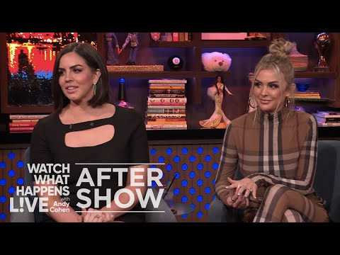 Why Lala Kent Takes Issue with 'California Sober' | WWHL