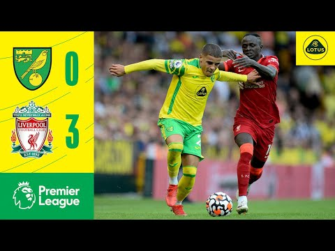 Norwich Liverpool Goals And Highlights