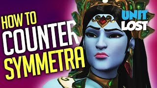 Overwatch - How To Counter Symmetra - She's N...