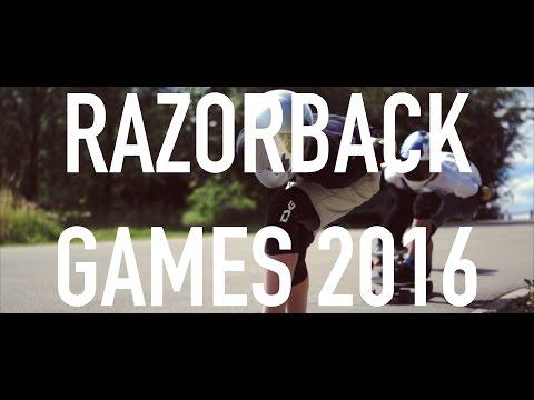 Razorback Games 2016 Classic Film