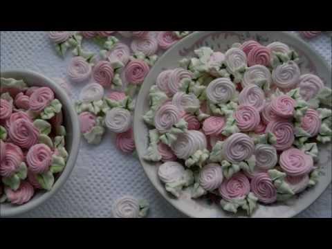 Rosas Fáciles De Glasé Real
