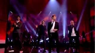 The Wanted performs I Found You - American Music Awards 2012.