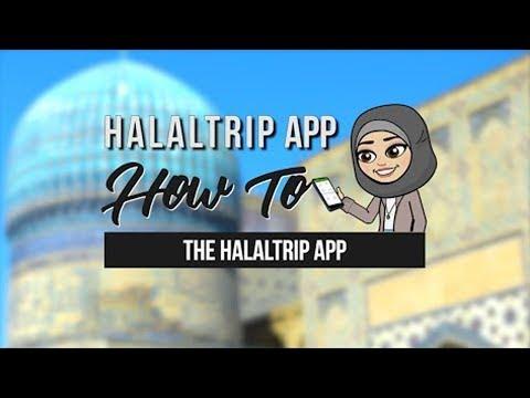 Halal Trip: Food, Restaurant, Travel & Prayer Time 1