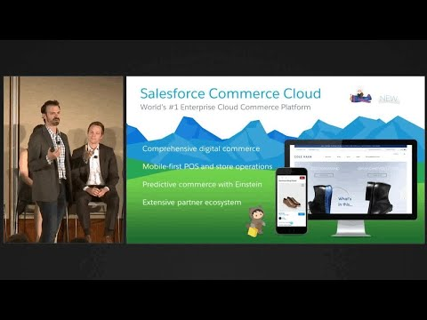 Salesforce Dreamforce 2016 – Mobile Commerce & Retailer Success Stories