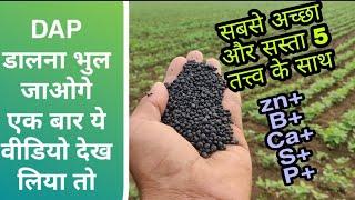 Best fertilizer groplus then SSP and DAP single super phosphate and diammonium phosphate fertilizer