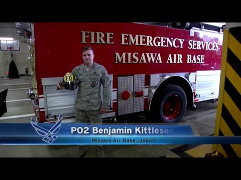 air force firefighter