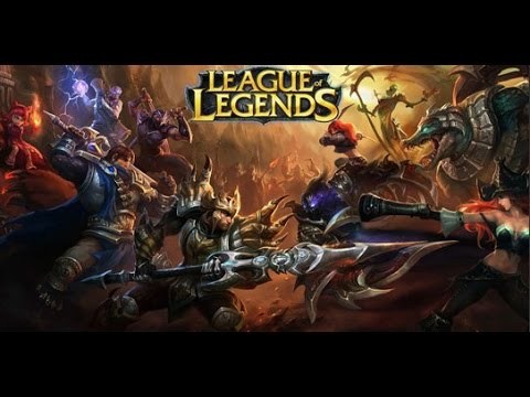 How to solve League of Legends UNDEFINED server ERROR