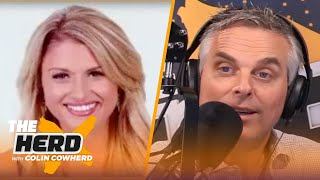 Dak should not be concerned about Andy Dalton signing with Cowboys — Jane Slater | NFL | THE HERD