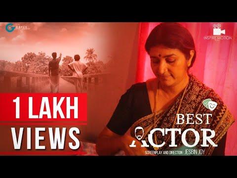 BEST ACTOR   Latest Malayalam Short Film   Neena Kurup