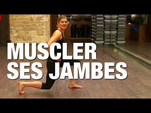 Fitness Master Class - Muscler Ses Jambes