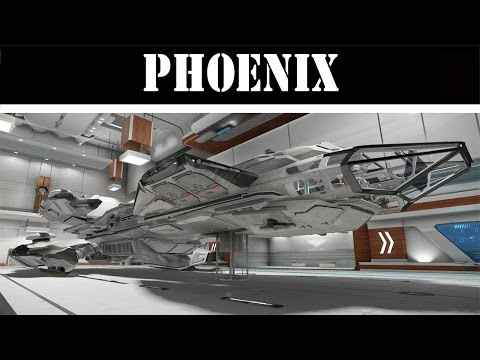 ✖ Star Citizen » Constellation Phoenix
