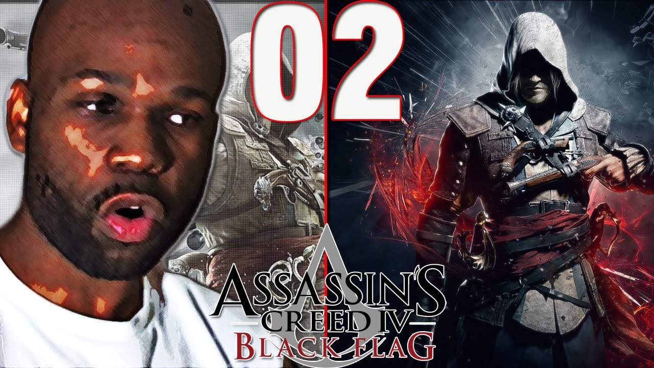 assassins creed 4 black flag gameplay walkthrough part 2