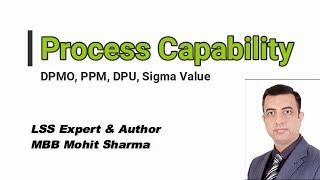 How to Calculate Process Sigma value, DPMO, DPU & PPM with easy Examples | MBB Mohit Sharma Mp3