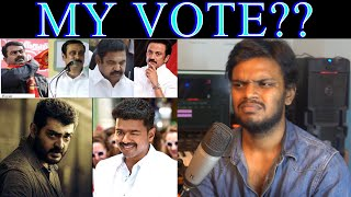 Election Selection || By ARUNODHAYAN