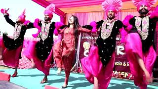 Sardar ji entertainment saidewala mansa 88725-49272