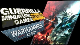 GMG Reviews - Warhammer 40,000 9th Edition: The Core Rulebook
