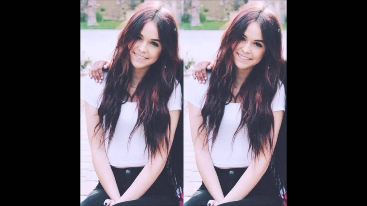 Acacia Brinley -before and after- 2015 - YouTube