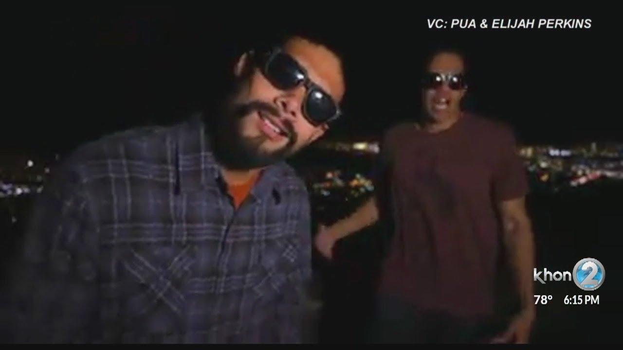 bf1b17cc23 Hawaiian twist on popular Bruno Mars song goes viral - YouTube