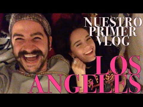 NOS FUIMOS JUNTOS A LOS ANGELES - Camilo y Evaluna (Primer Vlog)
