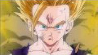 Dragon Ball Z Gohan SSJ2 Transformation with better BGM edited by KayJay in remastered HD Widescreen