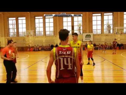BBBL U16 GAME Pasvalys SM - Talsi