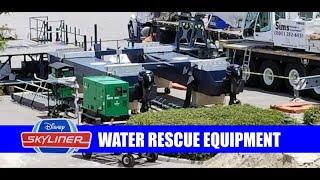 Disney Skyliner Gondolas - How Will Disney Handle Water Evacuations?
