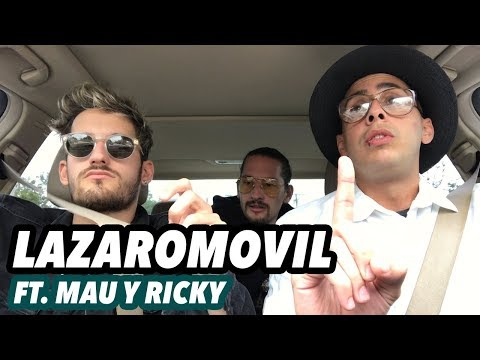 LÁZARO MÓVIL Ft. Mau y Ricky | Isradecorcho