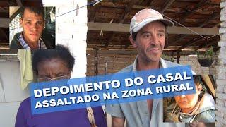 Assalto a casal na zona rural de Ipuiuna