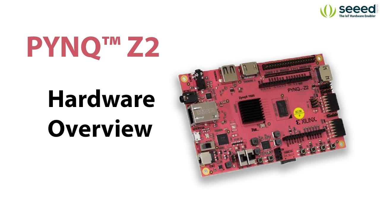 PYNQ Z2 FPGA Development board | Hardware Overview