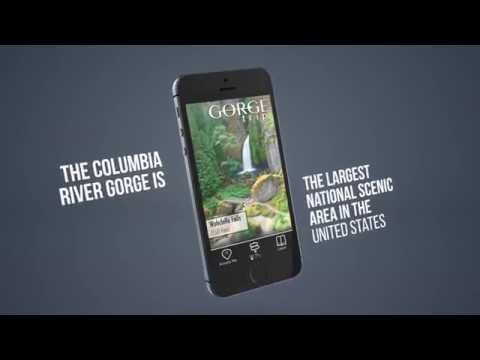 Columbia River Gorge (Gorge Trip App)