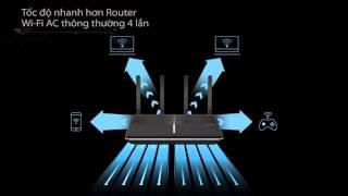 Giới thiệu Router Gigabit Wi-Fi AC tốc độ 3150Mbps Archer C3150 của TP-LINK