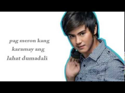 Hindi Kailangan - Jake Vargas (with Lyrics on Screen)