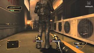 Deus Ex: Human Revolution | Vidéo-test | Partie 1 | Un début flamboyant !