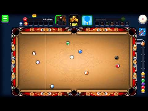 8 Ball pool 10 Million Game - Cheater