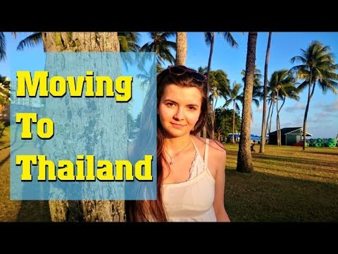 I MOVED TO THAILAND | Travel with me! + Tips