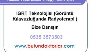 trilogy teknolojisi Avrasya Hospital,Trilogy radyoterapi tedavisi, Radyoterapide Trilogy cihazı
